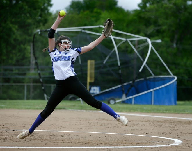 Scituate's Haley Venturini is the Gatorade Rhode Island Softball Player of the Year.