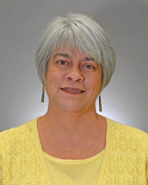 Susan Wadsworth-Booth is in her third year as director of the Kent State University Press.