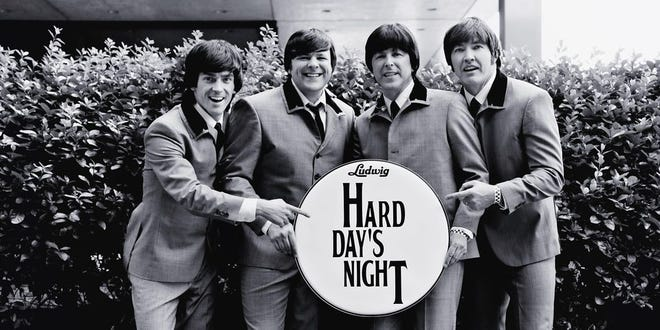 Hard Day's Night, a Beatles tribute band, is performing Saturday at the Jackson Amphitheater at 7454 Community Parkway NW in Jackson Township. Tickets are $10 or $20 and on sale at the amphitheater's website.