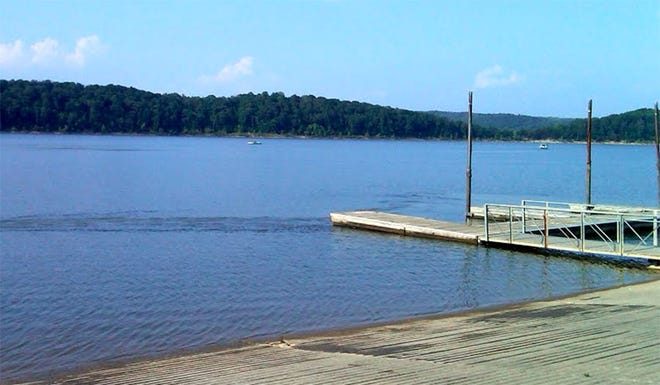 The Indiana Sheriff's Association bass fishing tournament will launch from the Lake Monroe Cutright Ramp. (File photo)
