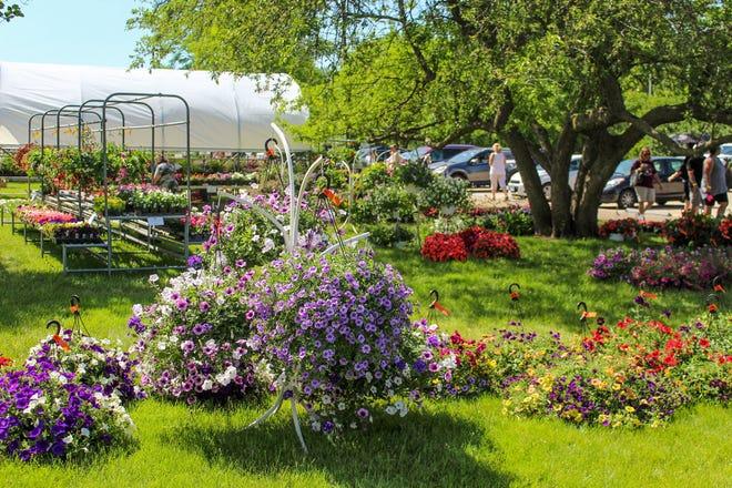 Klehm Arboretum & Botanic Garden, 715 S. Main St., Rockford, will hold the organization's 27th annual Garden Fair Weekend from 9 a.m. to 5 p.m. June 5 and from 9 a.m. to 4 p.m. June 6.