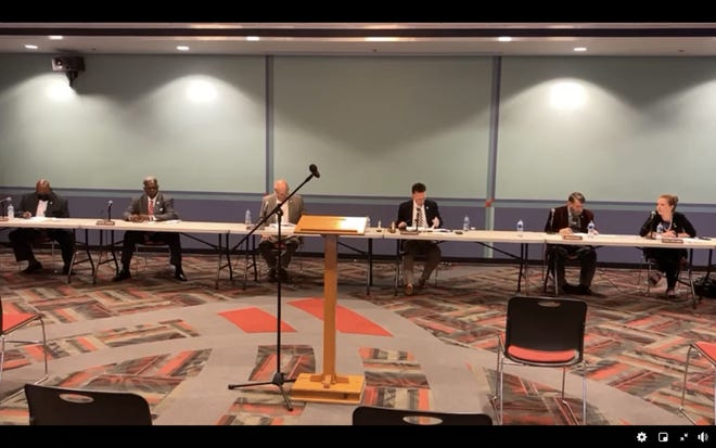 Local government boards will continue to stream meetings.