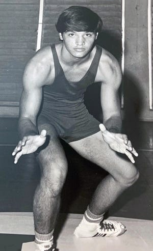Ernie Withers, a former wrestler at Miami-Dade College, will be inducted into the National Wrestling Hall of Fame Florida Chapter in September.