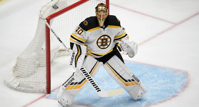 Bruins goalie Tuukka Rask has been dealing with nagging injuries all season, and could get a rest in Game 4 if Boston takes a 2-1 series lead.