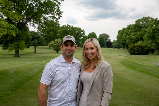 Kyle and Samantha Quillen are the new owners at Wilkshire Golf Course.