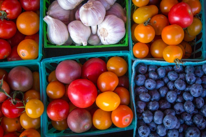 The Downtown Appleton Farm Market offers fresh produce starting June 19.