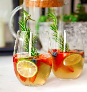 Enjoy free sangria in downtown Titusville on Saturday, June 12.