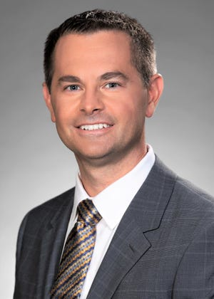 Brian Sweeney, president and chief operating officer, Jefferson Health New Jersey