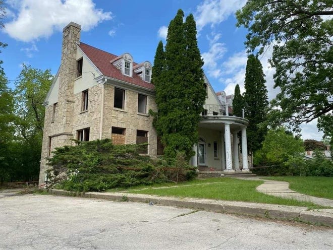 Merriman House, once home to members of the all-male  Phi Kappa Pi fraternity at Ripon College, is slated for demolition this summer.