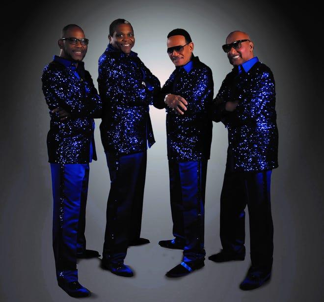 Motown pioneers The Four Tops are in concert Oct. 22 at Door Community Auditorium.