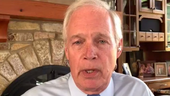 Republican U.S. Sen. Ron Johnson suspended for a week from YouTube for COVID misinformation