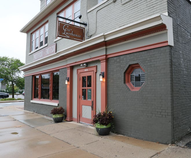 The Italian restaurant Ca'Lucchenzo, 6030 W. North Ave. in Wauwatosa, reopens with patio dining June 4. Limited indoor seating is expected to start in July.