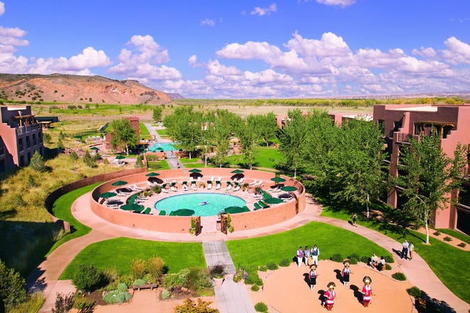 """Hyatt Regency Tamaya Resort & Spa, located on 550 acres on the Santa Ana Pueblo between Albuquerque and Santa Fe, is a proud participant in the upcoming season of ABC's """"The Bachelorette."""""""
