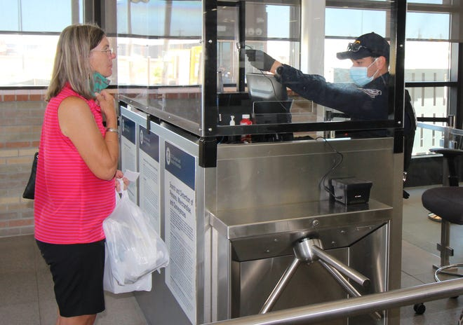 Secure, seamless arrival process will support travel recovery efforts.