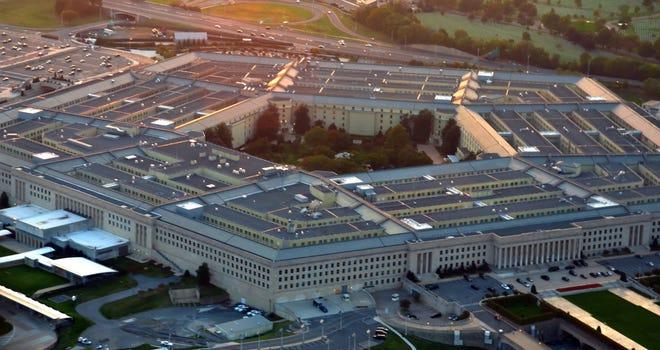 The Pentagon in Arlington County, Virginia. (Dreamstime/TNS)
