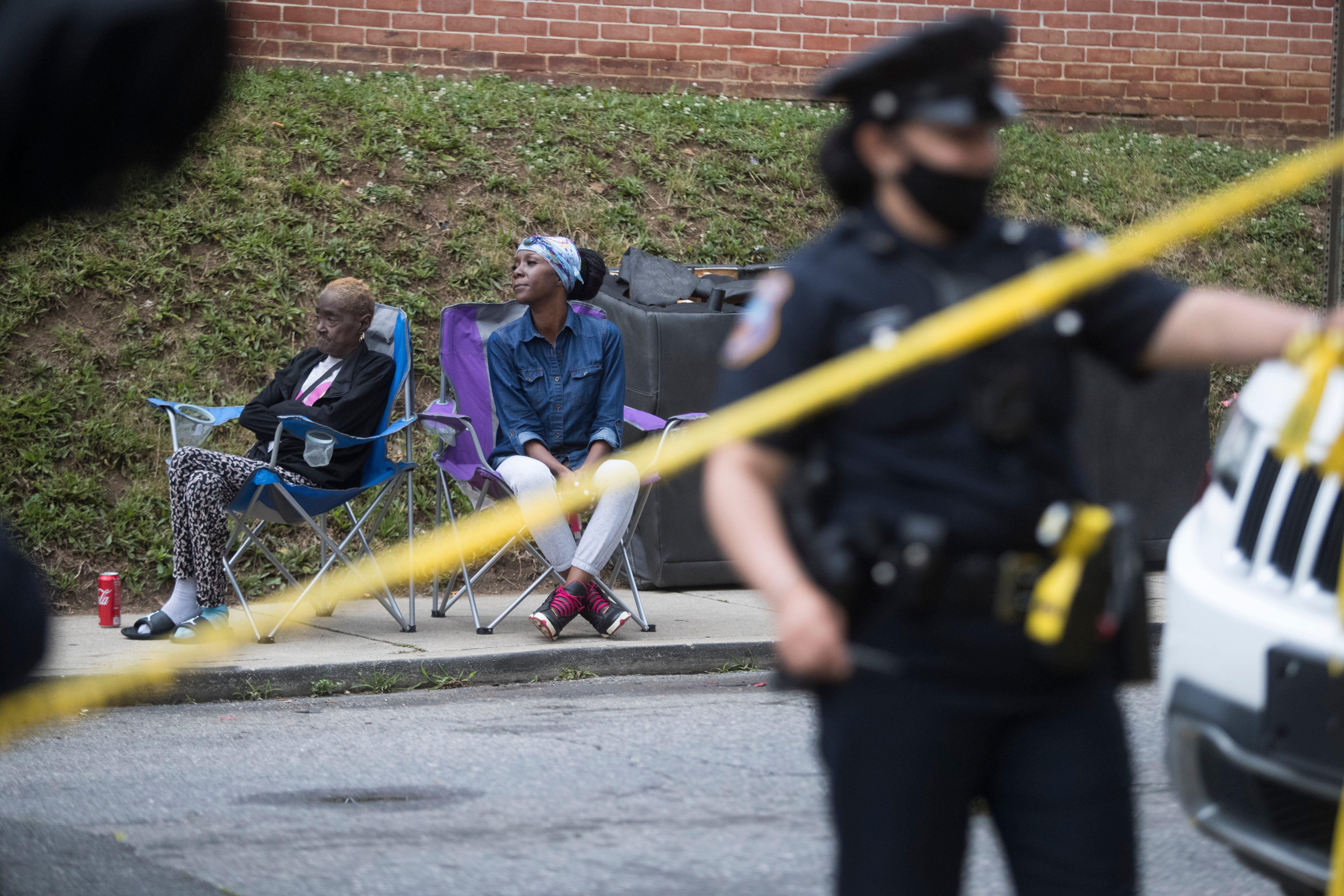 In Wilmington's North Market Street community, violence, trauma mix with hopes for better