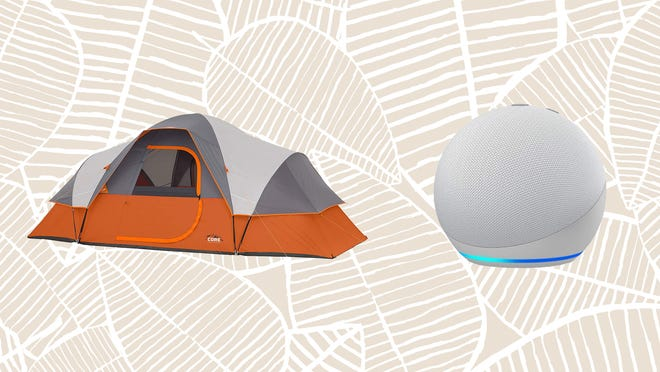 From spacious tents to helpful smart speakers, Thursday's Amazon deals have something for everyone.