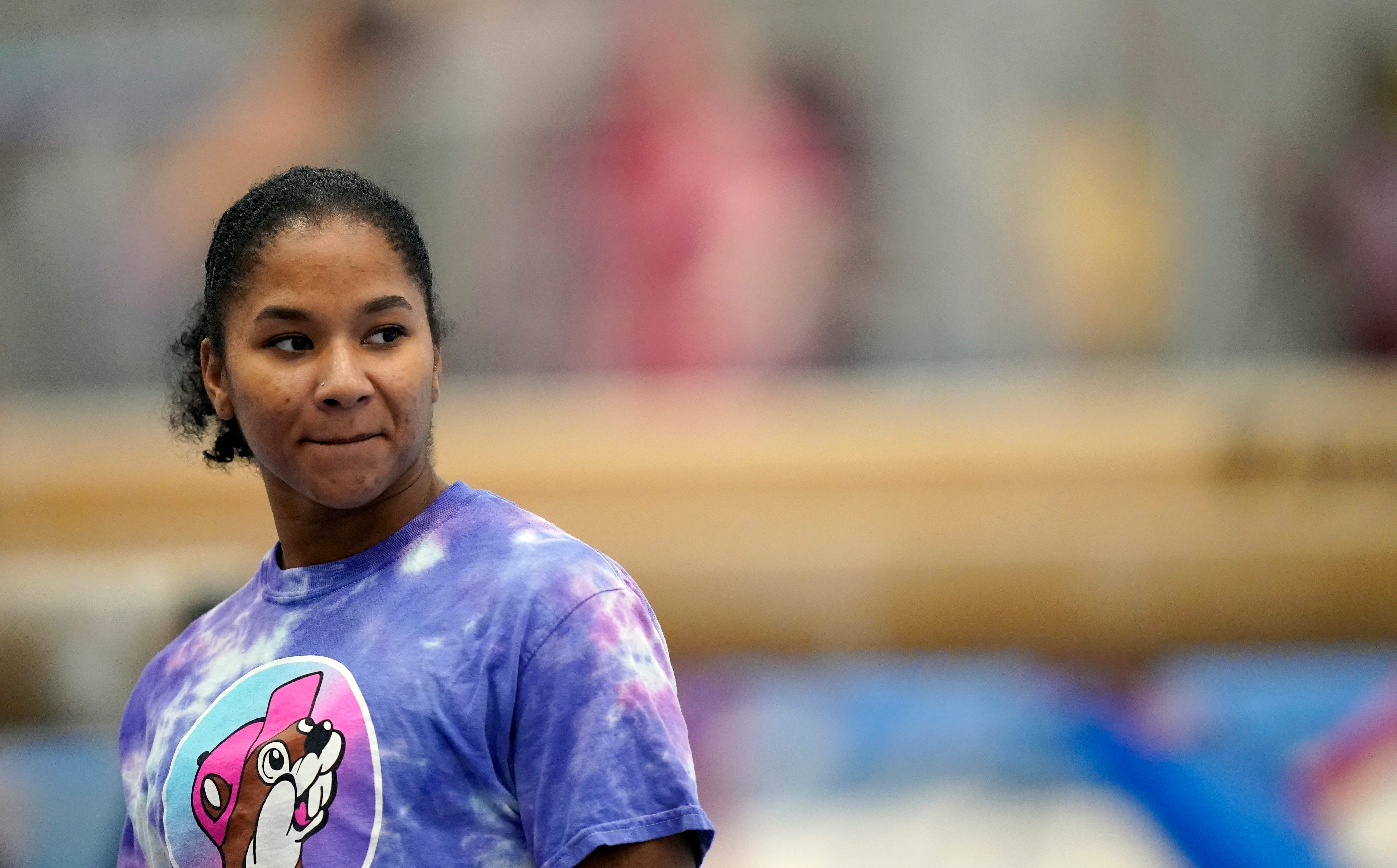 'Just be Jordan:' How gymnast Jordan Chiles has positioned herself for Tokyo Olympics