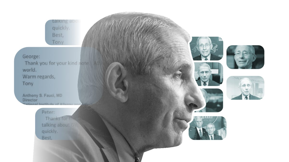 Dr. Fauci emails: How private comments stack up against public words