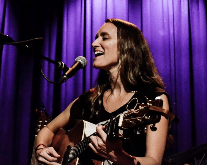 Claire Campbell will be among nine artists set to perform at the Amplify Athens festival June 12 at Southern Brewing Company.