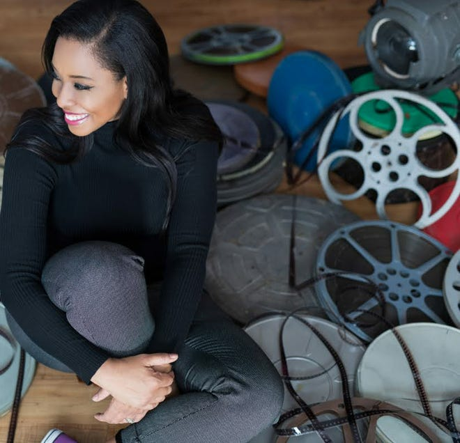 """Fort Worth, TX-based writer-director Chyna Robinson is pictured in this undated promotional photo. Robinson's debut feature film, """"No Ordinary Love,"""" will be available for streaming rental on June 15, 2021."""