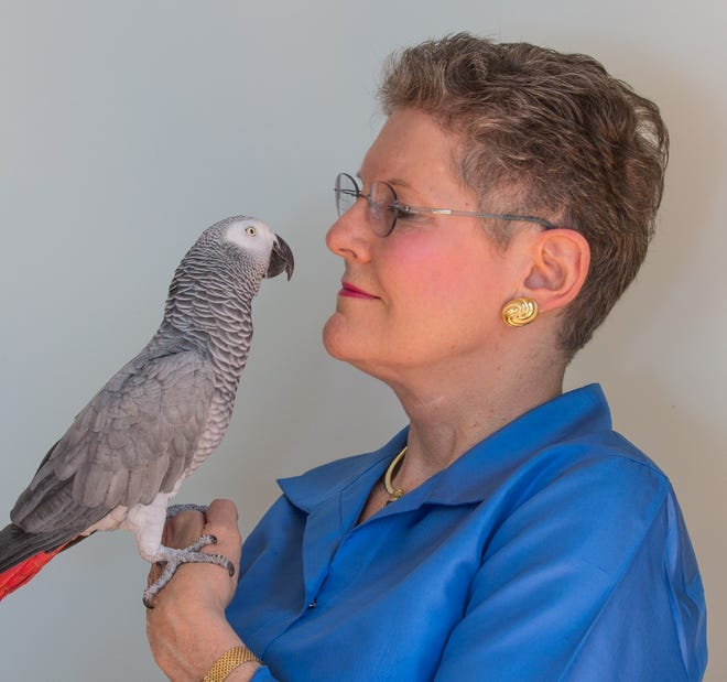 Betty Jean Craige and Cosmo have become the best of friends over the past two decades.