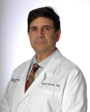 Dr. Michel Farivar is a psychiatrist and vice chairman for Cleveland Clinic Akron General's department of psychiatry.