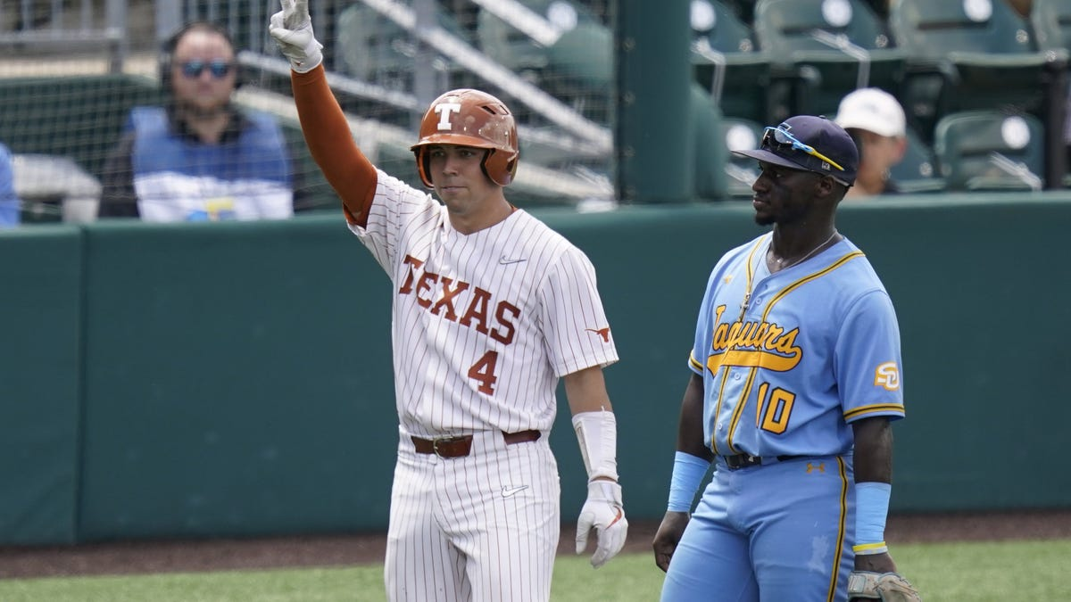 Sam Ardoin, younger brother of Texas catcher Silas, commits to the Longhorns
