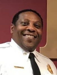 DeKalb County Deputy Fire Rescue Chief Antonio Burden has accepted the position of Augusta fire chief.