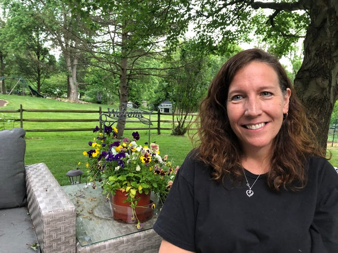 A two-time cancer survivor, Gina Fusca, 50, of Lansdale has a message for those impacted by the disease: Live your life.
