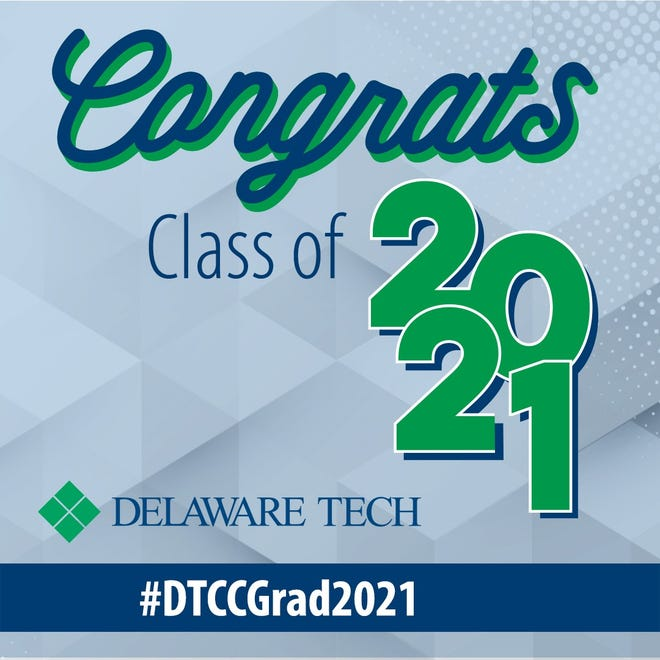 Delaware Technical Community College will host its 53rd annual commencement ceremonies beginning at 10 a.m. June 5 in a virtual format.