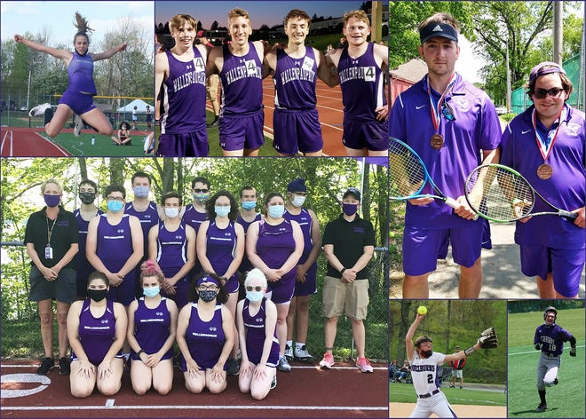 Ana Ioppolo, the boys 4x400m relay team of Thomas Principe, Mason Clark, Hunter Vargo and Jake Carrubba, boys' tennis doubles of Peter Macdonough and Jack Filip, the Unified Track and Field Team, softball's Natalie Meredick and baseball's Wyatt Peifer were just some of Wallenpaupack's athletes that provided for exciting moments on the shores of The Big Lake this spring.