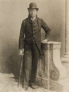 Quanah Parker was one of the most important Comanche leaders both in war and peace.