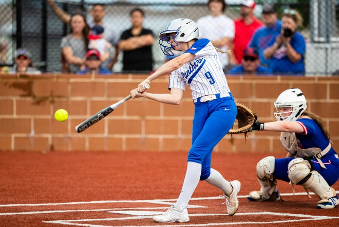 Van Alstyne's Kelsie Adams was the Co-Offensive Player of the Year in District 9-4A, one of just many Texoma players to earn honors in their respective districts.