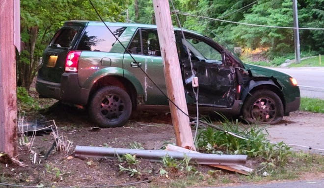 A Kentwood woman was arrested for drunk driving and child engangerment following the Memorial Day crash in Spring Lake Township. She was formally charged in Grand Haven District Court on Tuesday, June 1.