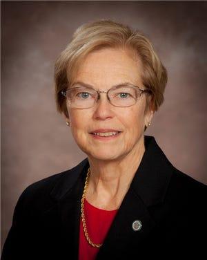 Hendersonville Mayor Barbara Volk