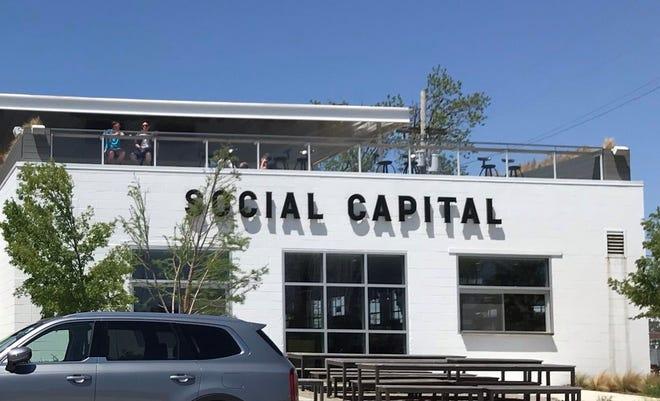 Luoghi all'aperto come Social Capital dovrebbero rivelarsi popolari nel 2021.