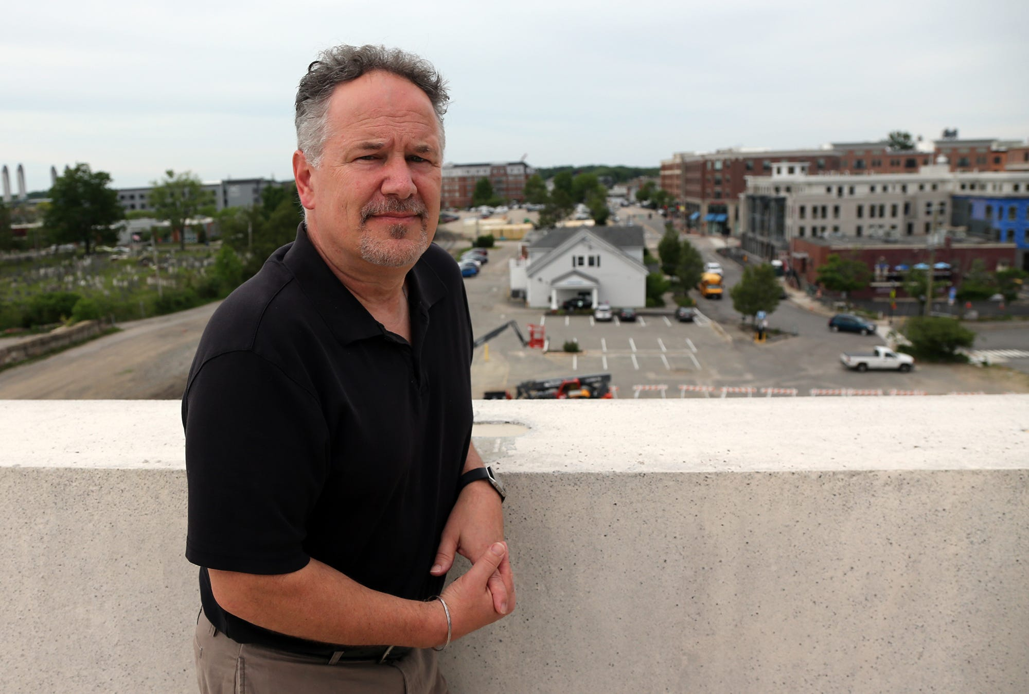 HDC member Martin Ryan says the bigger projects proposed for the North End fit well into this part of the Portsmouth.