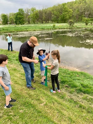 Grace Alliance Academy in Saylorsburg recently held its annual field day for students.