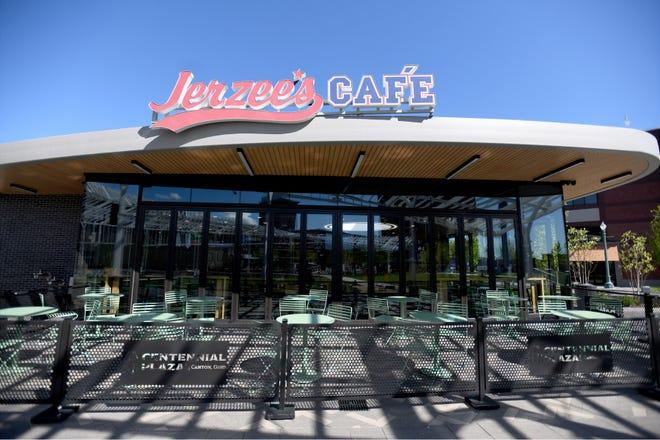 Jerzee's Cafe at Centennial Plaza