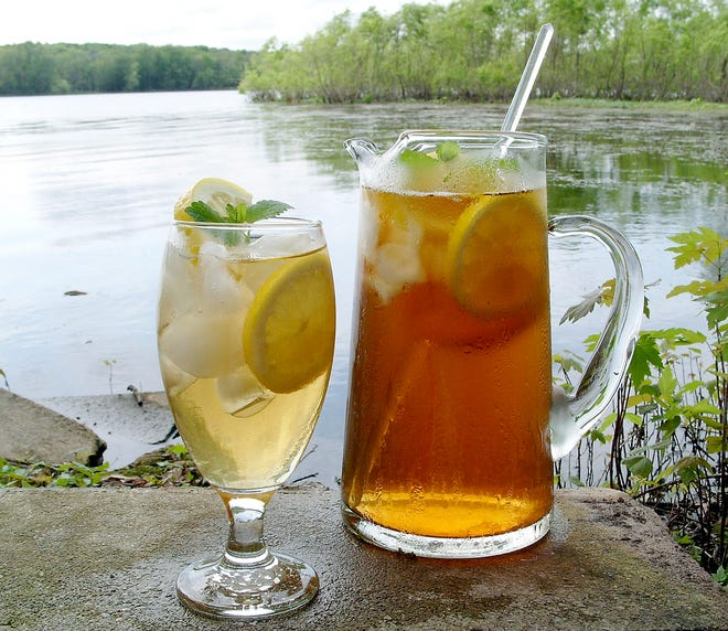 On a hot summer day, nothing is more quenching than a cool beverage infused with refreshing flavor.
