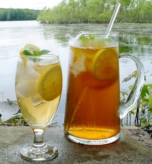 On a hot summer day, nothing is more quenching than a cool beverage infused with refreshing flavor.Laura