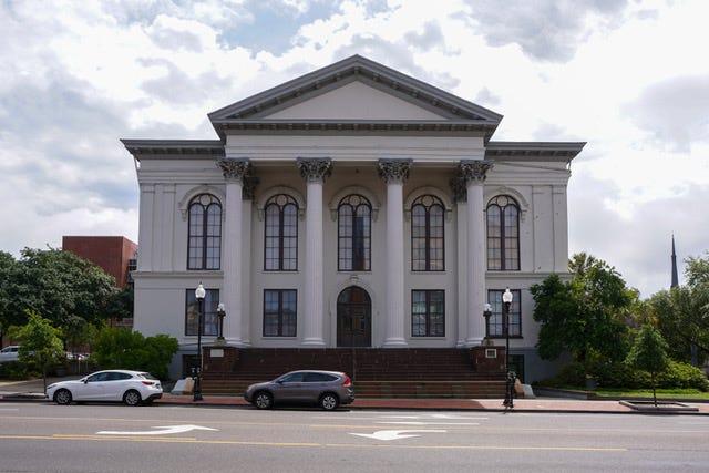 Wilmington City Hall on June 4, 2021.