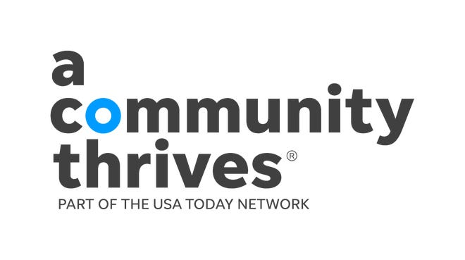 A Community Thrives is a crowdfunding and grant program sponsored by the Gannett Foundation thatwill provide $2 million in grants for nonprofit programs that seek to foster a better community.