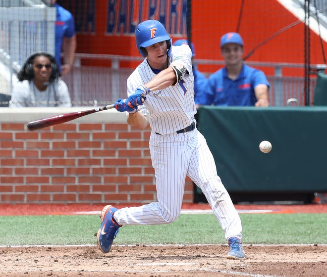 Young, a 6-foot, 175-pound redshirt sophomore outfielder, becomes only the third Shark ever selected.