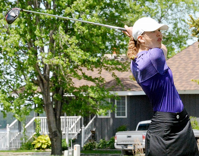 Junior Samantha Anderson and the Watertown High School girls golf team are slated to play Monday and Tuesday in the state Class AA tournament at the Bakker Crossing Golf Course in Sioux Falls.