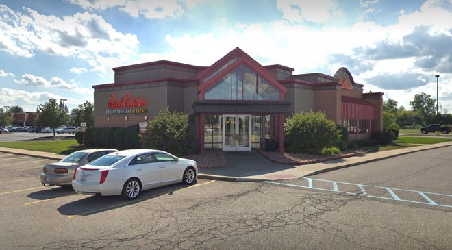 Red Robin at 31805 John R Road in Madison Heights.