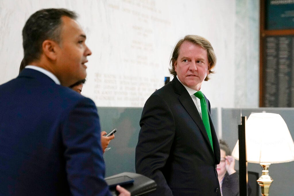Trump's former counsel Don McGahn testifies to House panel 2