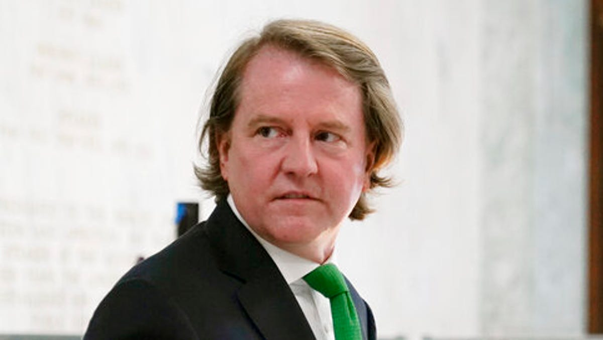 Trump's former counsel Don McGahn testifies to House panel 3