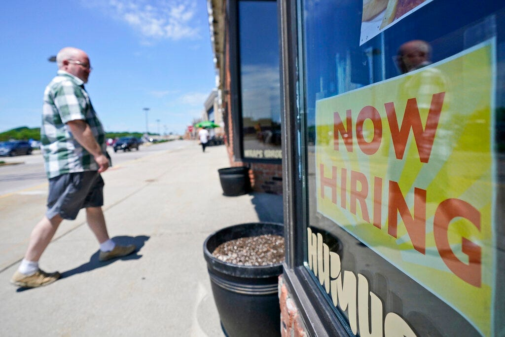 Explainer: 5 key takeaways from the May jobs report 2